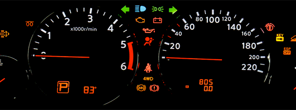 Dashboard Warning Lights and What They Represent